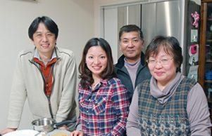 築40年のお宅を、お客様が集まる アイランドキッチンをメインにリフォーム