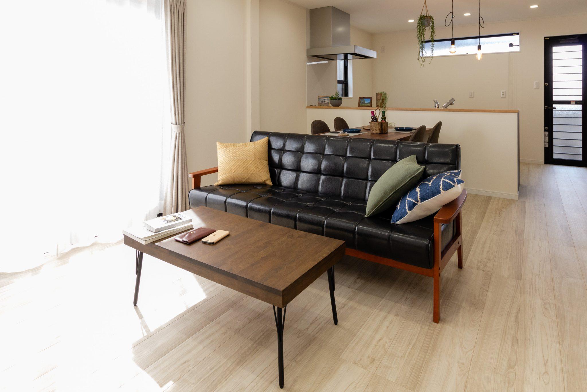 中古住宅が新築同様の住宅性能+おしゃれデザインに一新!