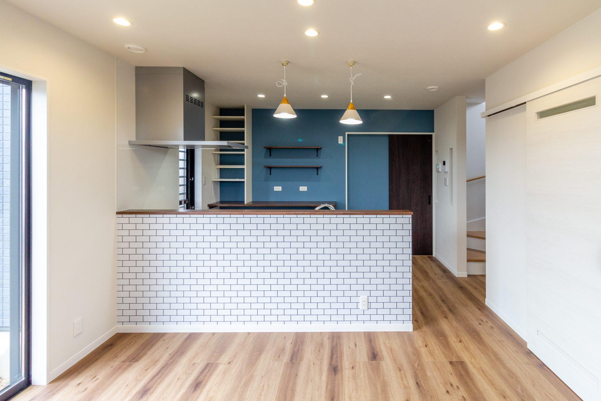 デザイン性と居心地を両立させたお家