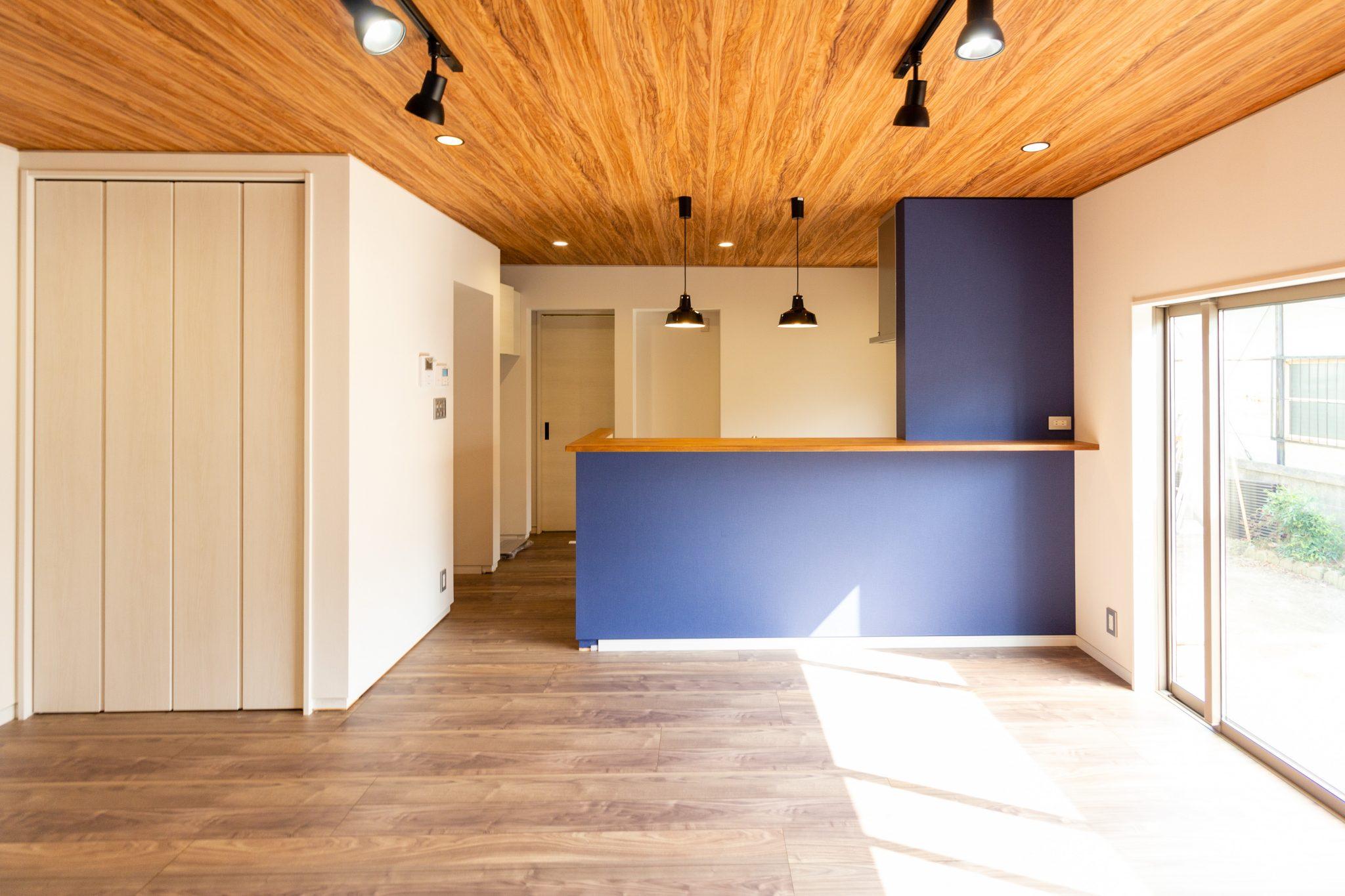 築40年の和風住宅がカリフォルニアスタイルに一新!