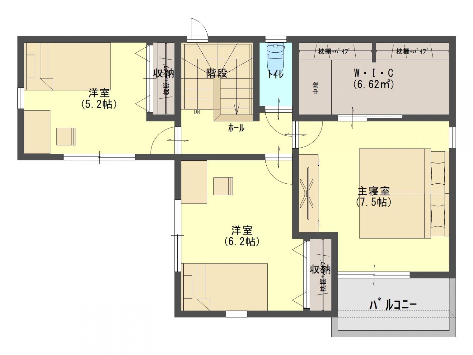 シンプルハウス王子町A【販売中】13