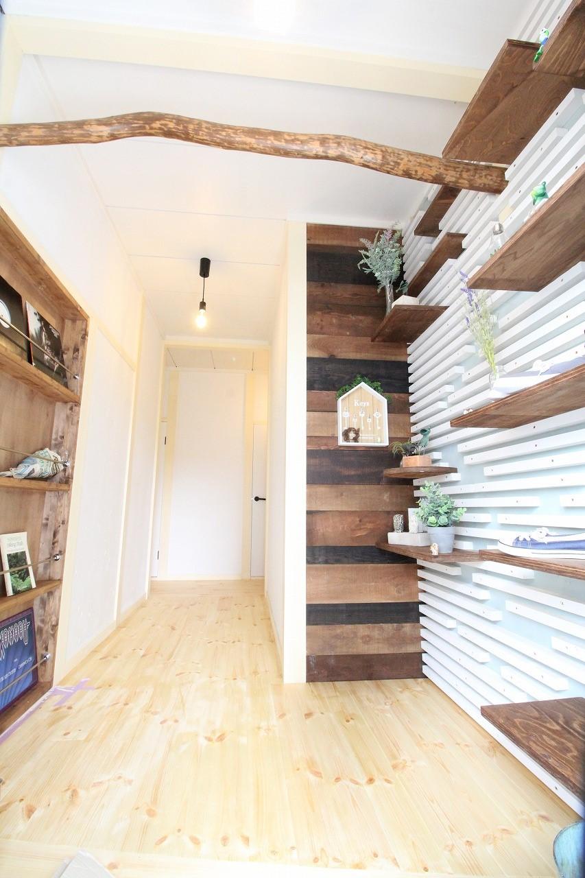 海沿いのカフェのような平屋建て。~カリフォルニアスタイルの住まい~03