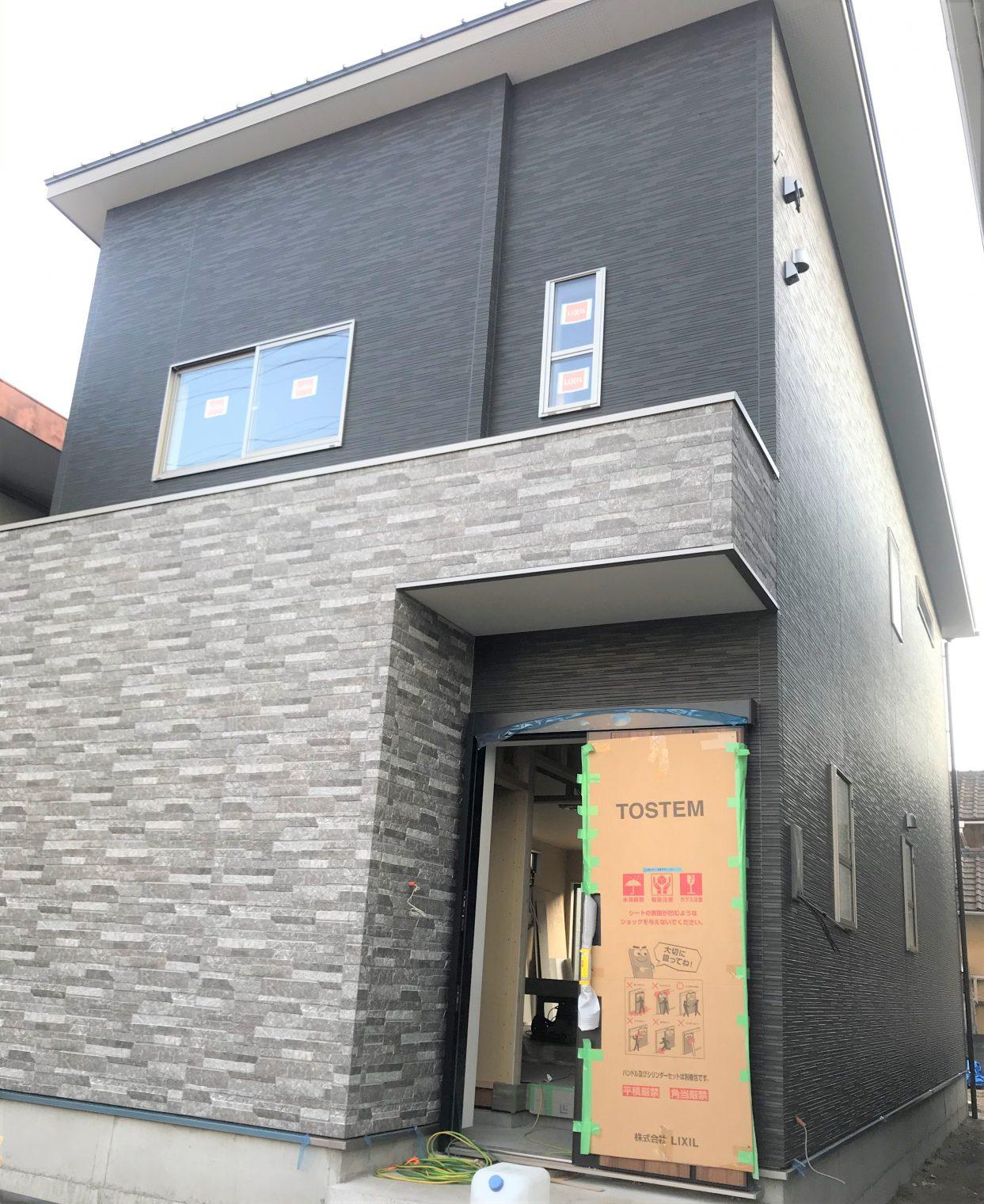 福山市W様邸 外壁工事完了しました!!