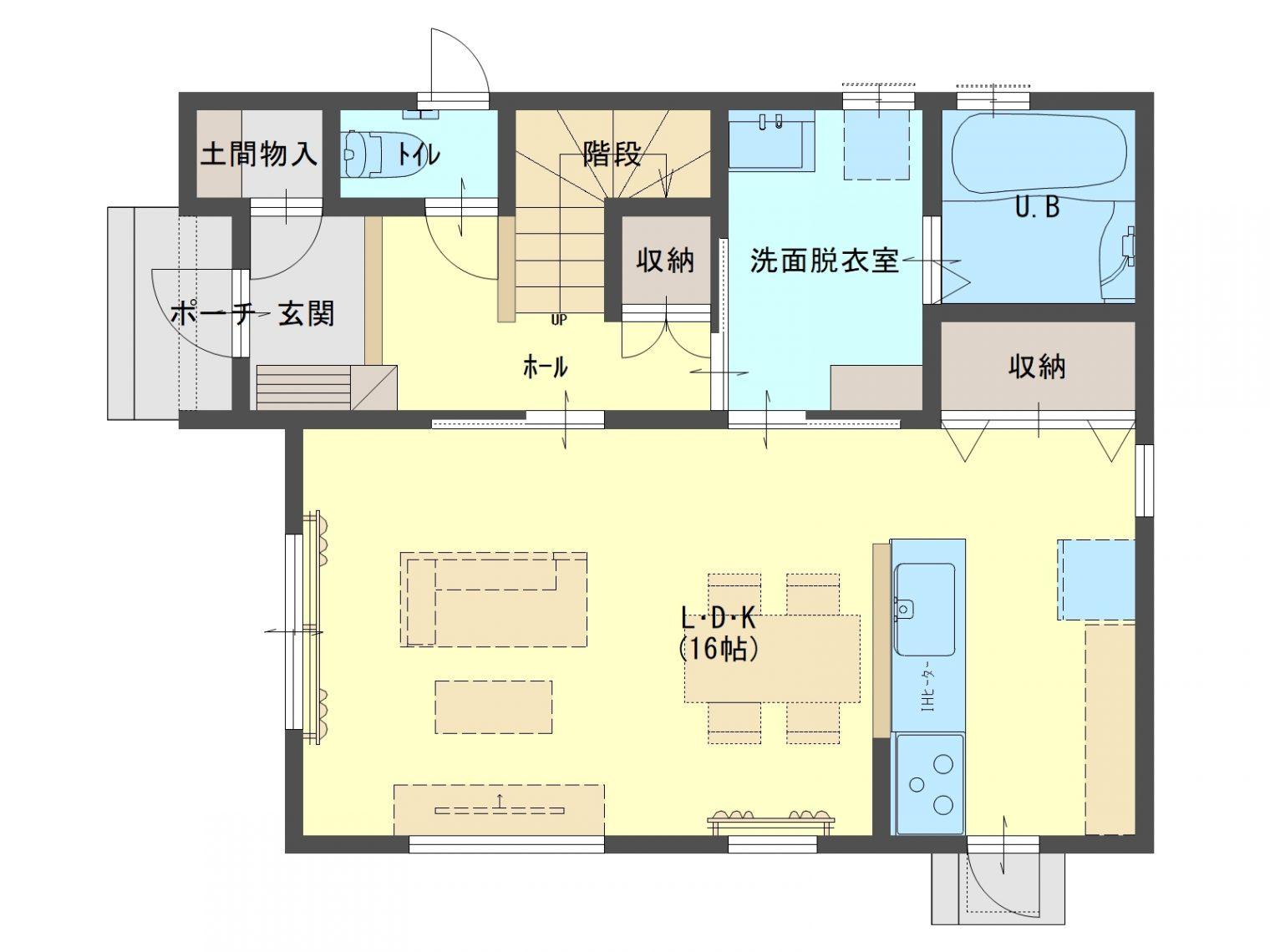 山手町 新築戸建て 【建築中・2021年7月完成予定】12