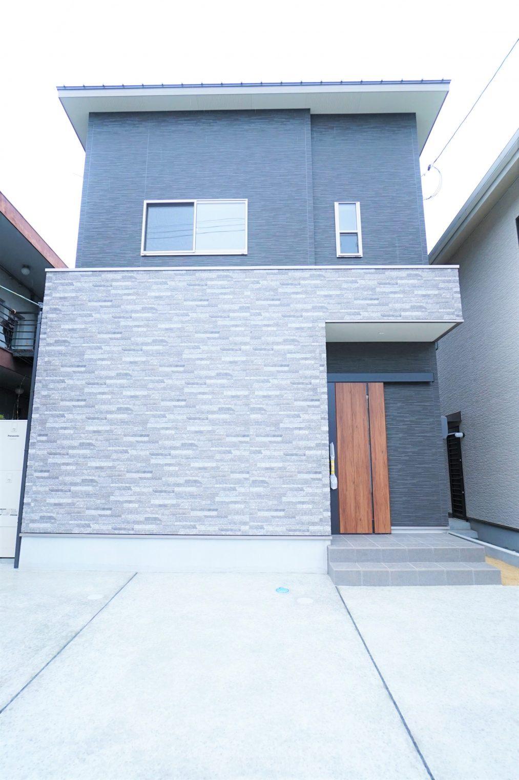 福山市W様邸新築お引渡しいたしました。